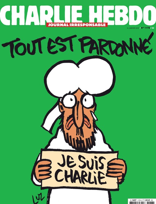We Are Charlie Hebdo