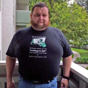C.D. Reimer in 2006