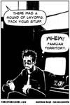 Three Panel Soul Web Comic - On Solid Ground